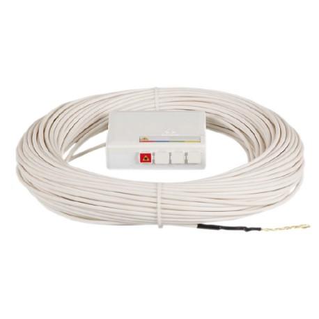 DTIO 1 SC/APC câble abonné G657 - 40 m