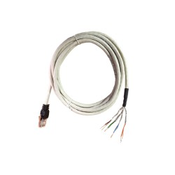 Cordon source quadriphonie RJ45 - 4 Paires