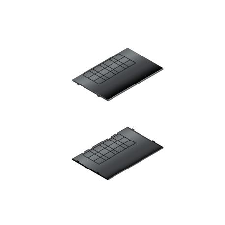 MEZZO - Finitions Haute et Basse - P:250 mm